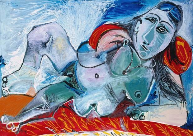 Piktore e Pablo Picasso 1881-1973