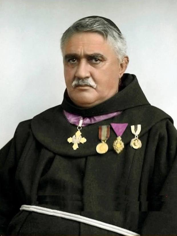 At Gjergj Fishta, klerik, gjuhtar, politikan, diplomat, poet, publicist, arkitekt